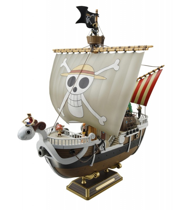 GOING MERRY MODEL KIT FIGURA 30 CM ONE PIECE HI-END SHIPS