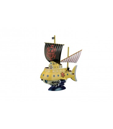 SUBMARINO TRAFALGAR LAW MODEL KIT FIGURA 15 CM ONE PIECE GRAND SHIP COLLECTION