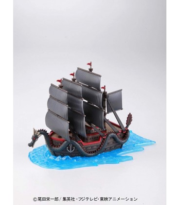 One Piece: Grand Ship Collection Dragon's Ship Model Kit