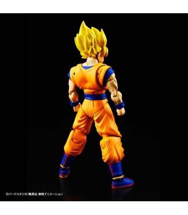 SON GOKU SUPER SAIYAN MODEL KIT DRAGON BALL Z FIGURE-RISE STANDARD