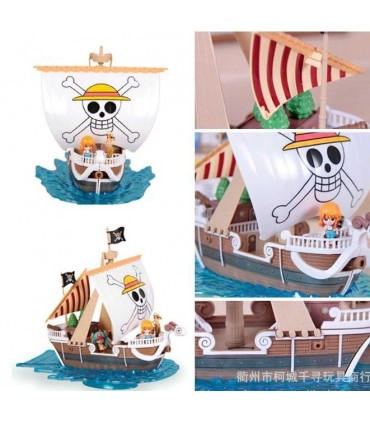 GOING MERRY MODEL KIT ONE PIECE GRAND SHIP COLLECTION
