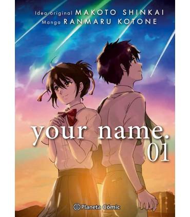your name. nº 01