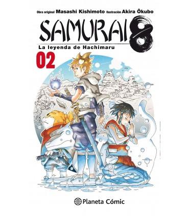 Samurai 8 nº 02