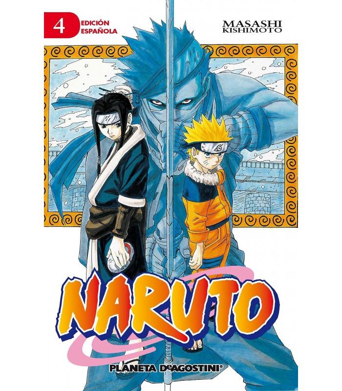 Naruto nº 04/72