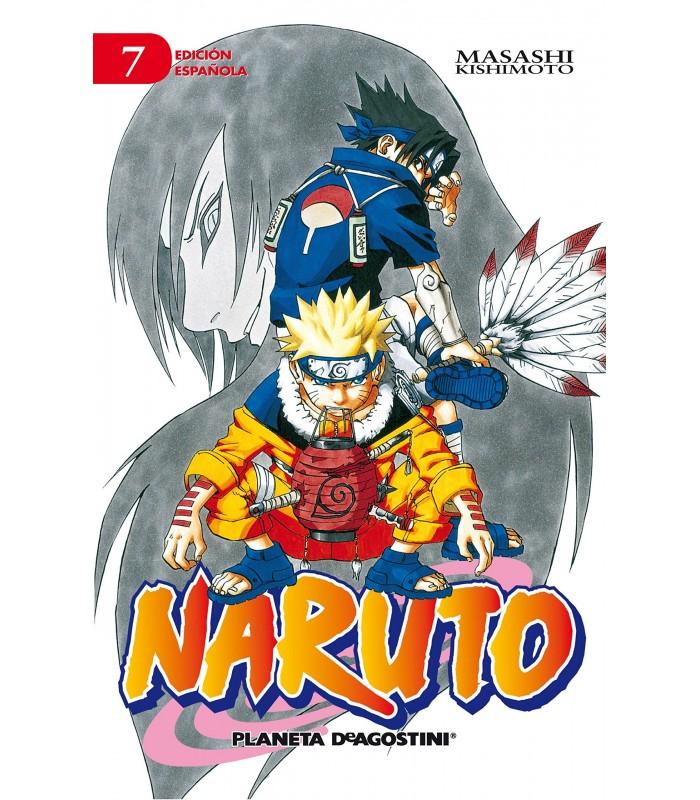 Naruto nº 07/72