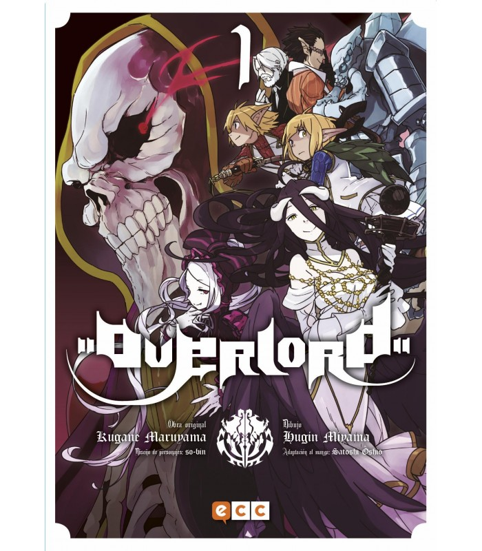 OVERLORD NÚM. 01