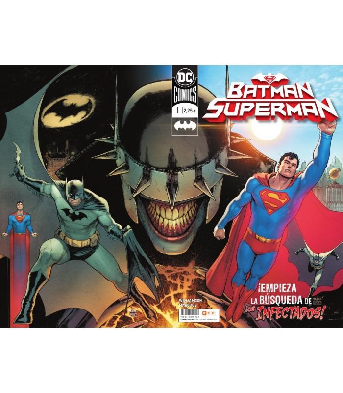 BATMAN/SUPERMAN NÚM. 01