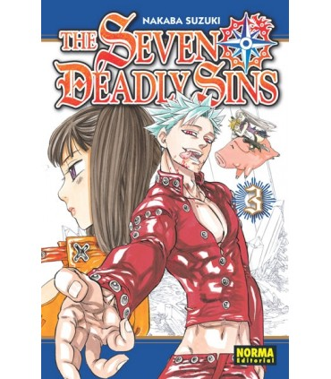 THE SEVEN DEADLY SINS 3