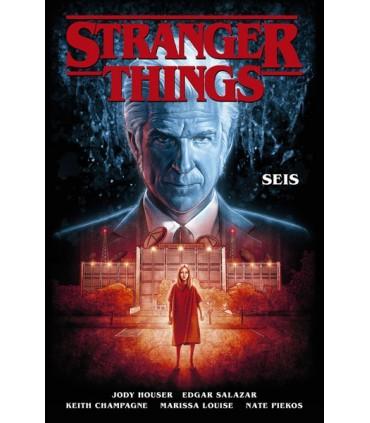 STRANGER THINGS 2. SEIS