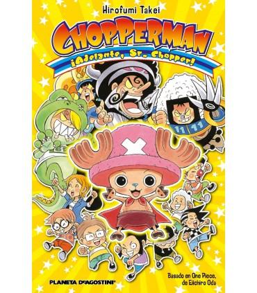 Chopperman (entrega única)
