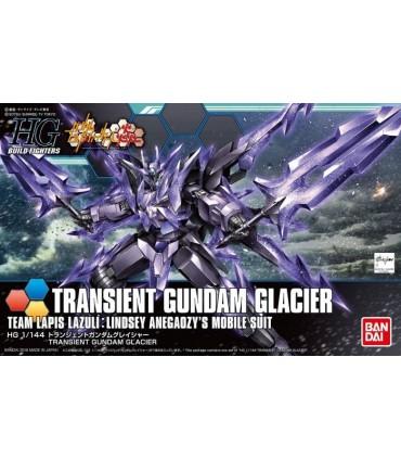 HGBF TRANSIENT GUNDAM GLACIER 1/144