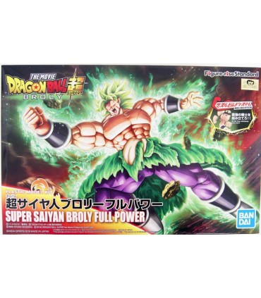 SUPER SAIYAN BROLY FULLPOWER MODEL KIT DRAGON BALL SUPER FIGURE-RISE