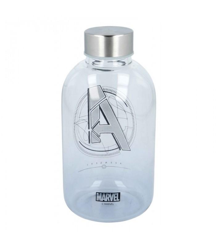 Botella cristal Vengadores Avengers Marvel