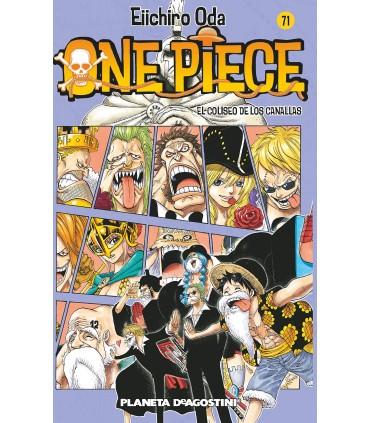 One piece nº 71