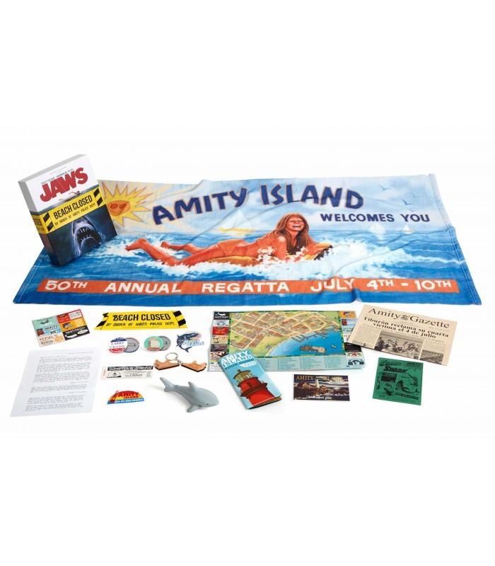 TIBURON AMITY ISLAND SUMMER OF 75 CAJA WELCOME KIT