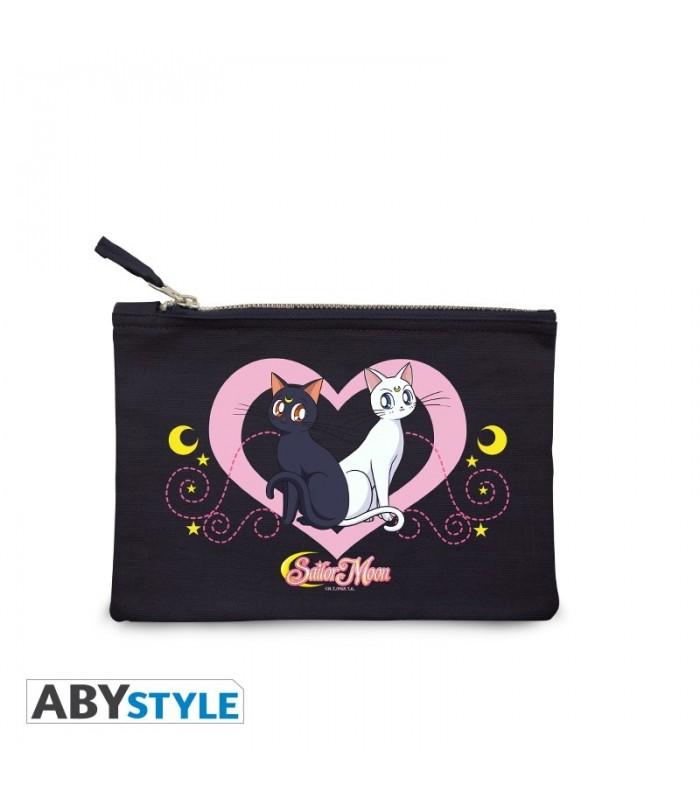Neceser Sailor Moon Luna & Artemis