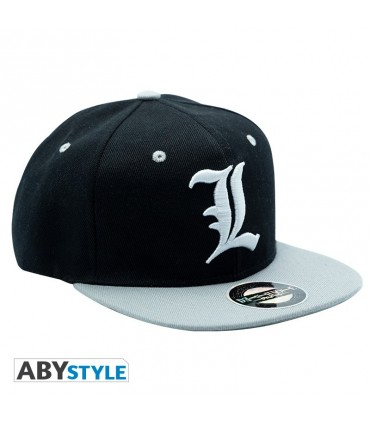 DEATH NOTE Gorra L