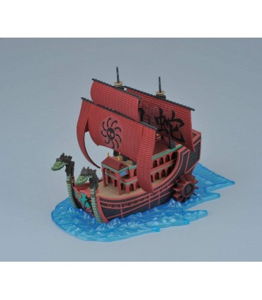 KUJA PIRATES SHIP MODEL KIT ONE PIECE GRAND SHIP COLLECTION