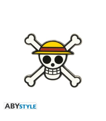 ONE PIECE Pin Skull Luffy