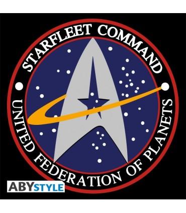 STAR TREK Gorra Snapback Comando de la Flota Estelar