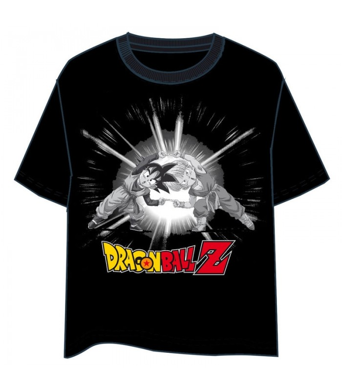 Camiseta Fusion Dragon Ball Infantil