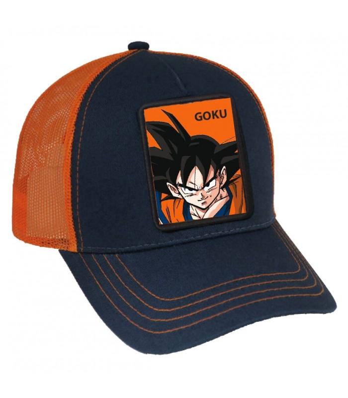 Gorra Goku Trucker Dragon Ball adulto