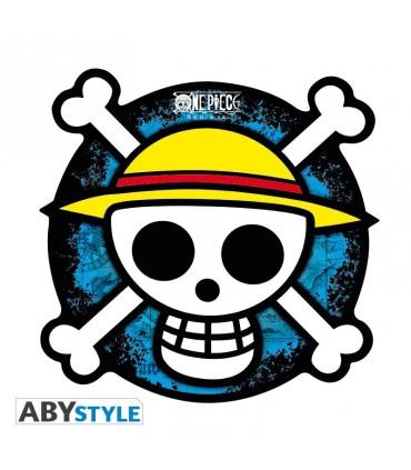 Alfombrilla ratón One Piece Skull
