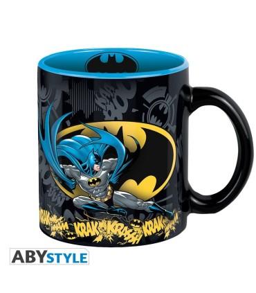 Taza Batman Action DC Comics