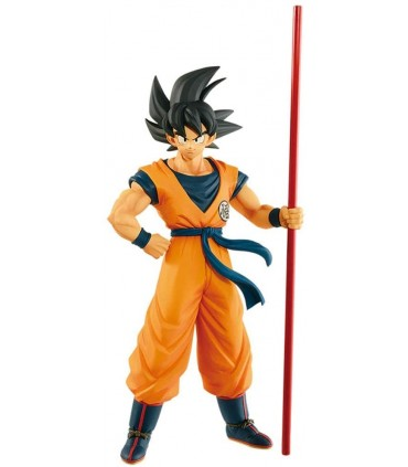 SON GOKU NEW MOVIE THE 20TH FILM LIMITED TEASER POSTER FIGURA 23 CM DRAGON BALL SUPER
