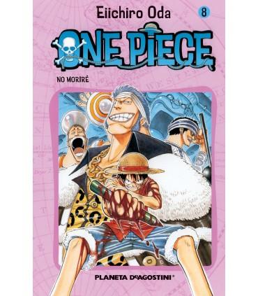 One piece nº 08