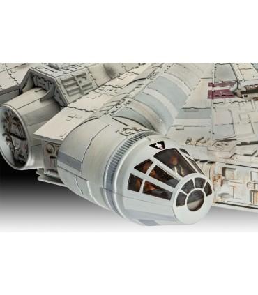Star Wars Maqueta 1/72 Millennium Falcon
