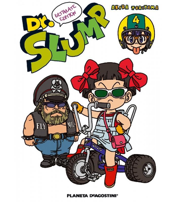 Dr. slump nº 04/15 (nueva edición)