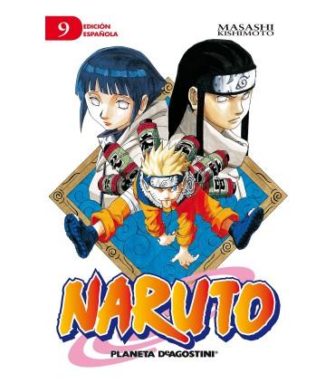 Naruto nº 09/72