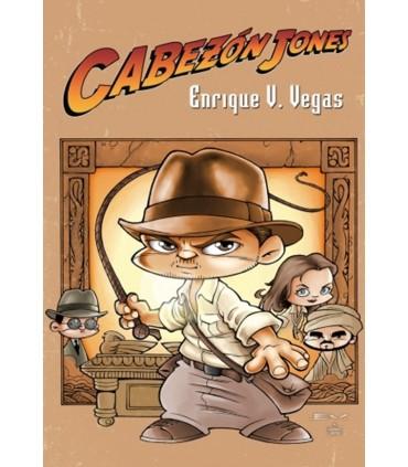 CABEZON JONES OBRA COMPLETA (TOMO)