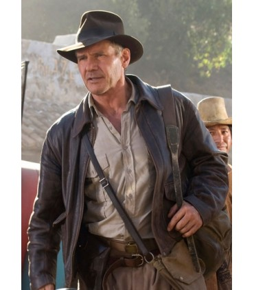 Camisa Indiana Jones