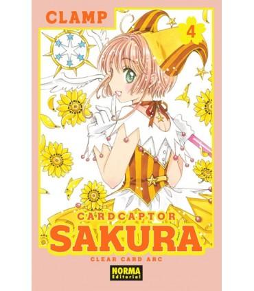 CARD CAPTOR SAKURA CLEAR CARD ARC 4
