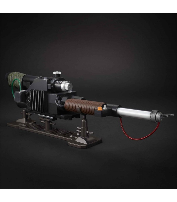SPENGLER NEUTRONA WAND PISTOLA NEUTRONES REPLICA 1:1 PLASMA SERIES GHOSTBUSTERS
