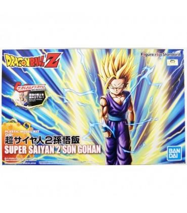 SON GOHAN SUPER SAIYAN 2 MODEL KIT FIGURA 14 CM DRAGON BALL Z FIGURE-RISE STANDARD