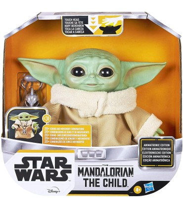 THE CHILD BABY YODA ANIMATRONIC STAR WARS