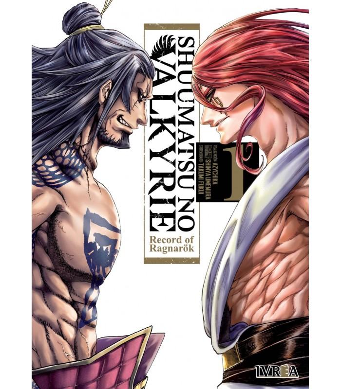 SHUUMATSU NO VALKYRIE. RECORD OF RAGNAROK 01 (PRÓXIMAMENTE)
