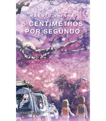 5 centímetros por segundo (novela) (PRÓXIMAMENTE)