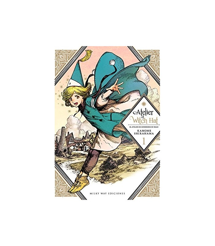 ATELIER OF WITCH HAT, VOL. 1