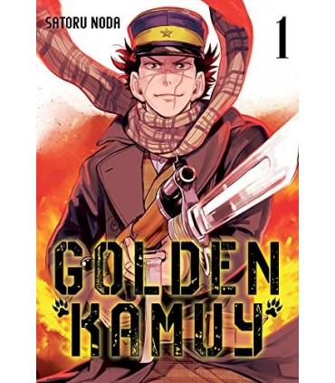GOLDEN KAMUY, VOL. 1 (PRÓXIMAMENTE)