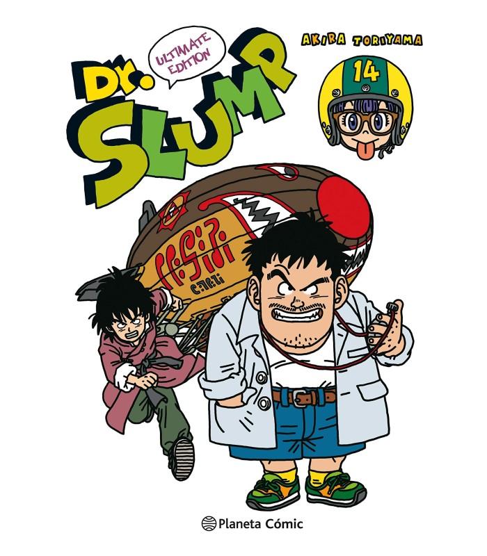 Dr. slump nº 14/15 (nueva edición)