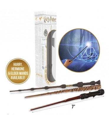 Varita mágica de saúco para pintar con luz Dumbledore