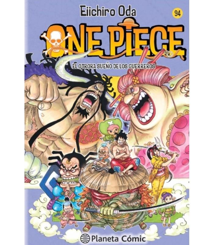 ONE PIECE Nº 94 (PROXIMAMENTE)
