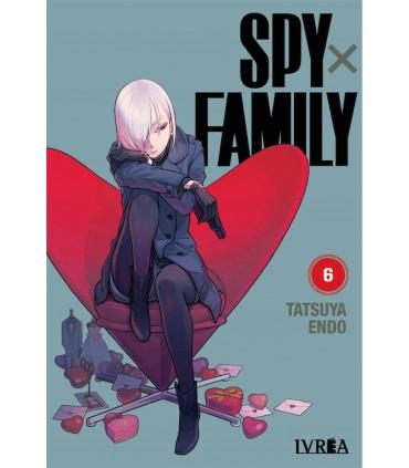 SPY X FAMILY 06 (PROXIMAMENTE)