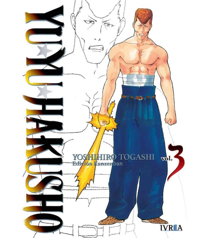 YU YU HAKUSHO EDICION KANZENBAN 03 (PROXIMAMENTE)