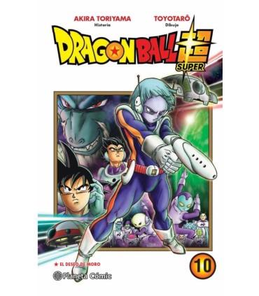 DRAGON BALL SUPER Nº 10 (PROXIMAMENTE)