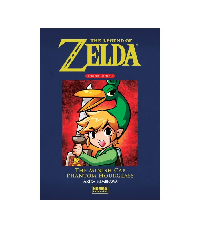 THE LEGEND OF ZELDA PERFECT EDITION 2